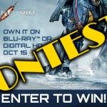 Win a copy of Pacific Rim on Blu-ray!