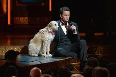 Neil Patrick Harris + Dog
