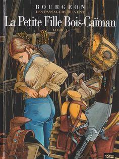 Les  Passagers du vent tome 6:  La Petite Fille Bois-Caïman / 12 Bis