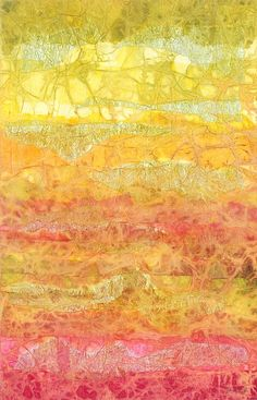 Rhapsody Of Colors 30 Mixed Media by Elisabeth Witte