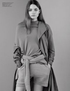 ・゚ — lucesolare:   kristine froseth by hasse nielsen...
