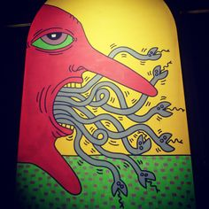 The Ten Commandments - Keith Haring