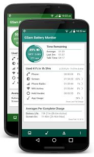 Then GSam Battery Monitor to the rescue!