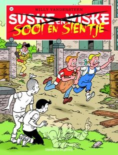 Ontdek de nieuwe strips van F.C. De Kampioenen, Suske en Wiske, J.ROM, De Rode Ridder