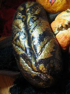 Chef Tess Bakeresse: New Fall Decorative Breads!