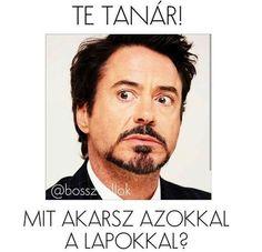 Stupid Memes, Funny Memes, Robert D, Good Jokes, Marvel Memes, Tony Stark, Back To School, Fangirl, Comedy