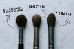 Sharon Farrell - Makeup Brushes 101