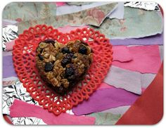 easy, healthy, preschool approved Valentine's Day snack