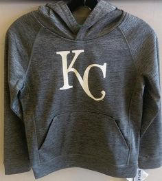 Kansas City Royals Boys Club Series Hooded Sweatshirt by Outerstuff