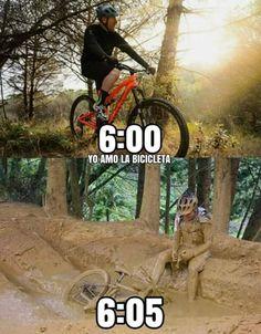 Ruedalo Valencia Mtb Auf Twitter Humor Ciclismo Mtb Http T