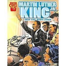 Fandel, J. (2007). Martin Luther King, Jr.: Great civil rights leader. Mankato, MN: Capstone Press. Call# J B King