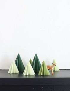 Sweet Paul's #Paper Evergreen Forest - Page 154
