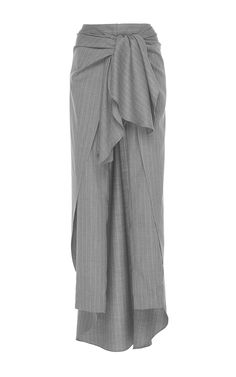 Ashkali Wrap Wool Pant by JOHANNA ORTIZ Now Available on Moda Operandi