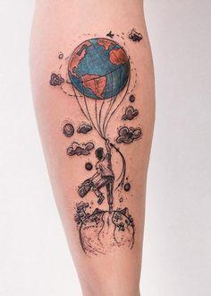 Als Melhores Tattoos de Pet Tattoos And Body Art famous tattoo artists Mini Tattoos, Love Tattoos, Unique Tattoos, Beautiful Tattoos, Body Art Tattoos, Tattoo Drawings, Small Tattoos, Tattoos For Women, Tatoos