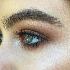 eye makeup closeups ig:aniamilczarczyk