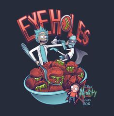 Rick and Morty x Free Morty in Every Box