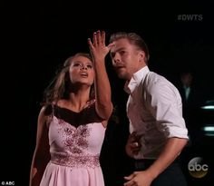 US Dancing with the Stars 2015's Bindi Irwin performs the waltz with Derek Hough - http://news54.barryfenner.info/us-dancing-with-the-stars-2015s-bindi-irwin-performs-the-waltz-with-derek-hough/
