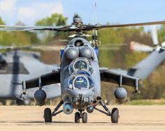 Скачать обои Ми-35 М, Миля, ВВС России, транспортно-боевой, Вертолет, раздел авиация в разрешении 1152x922