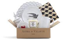 Astier de Villatte  Ceramics, candles, hand printed agendas and more from one of our favorite Parisian brands