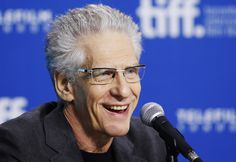 David Cronenberg, director of #TIFF14 Gala Presentation MAPS TO THE STARS