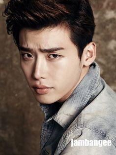 Lee Jong Seok  JAMBANGEE's FW 2013 Campaign :