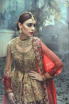 Pakistani Wedding Outfits, Bridal Outfits, Children Photography, Ms, Brides, Sari, Actresses, Formal Dresses, Chic