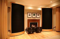 My all Time Favorite Loudspeakers The Amazing SoundLab A1 Full Range Electrostatic's