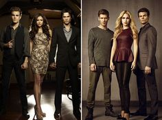 The Vampire Diaries Crossover With The Originals Has Already Been Shot! It's happening people! >.<