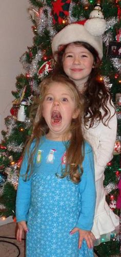 The fact her sister again got more presents than she did was like a knife in Shelley's back, literally.