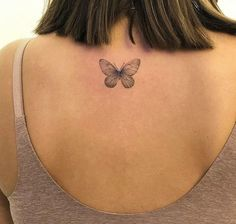 They are beautifully subtle. Butterfly Tattoos For Women, Tattoos For Women Small, Small Tattoos, Back Tattoo Women Upper, Pretty, Manhattan Nyc, Kitchen Ideas, Farmhouse, Internet
