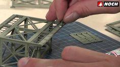 NOCH Modellbau: Folge 1, Laser-Cut Brückenbausatz-System