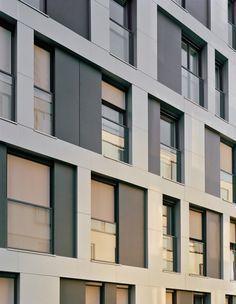 baumschlager eberle: Residential Building Attemsgasse