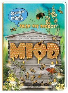 Opowiem ci, mamo, co robią żaby 4 Kids, Childrens Books, Illustration, Christmas Ornaments, Holiday Decor, Frame, Alter, Polish, Reading