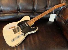 Vintage Fender el-guitar 1954' Telecaster