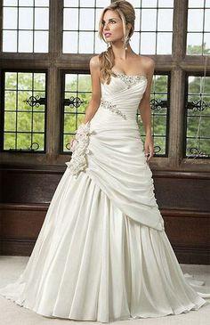 Vestidos de novia largo