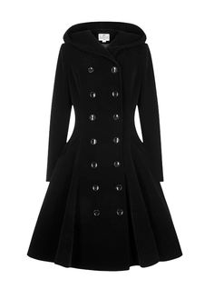 Manteau Pin-Up Rockabilly Vintage Collectif