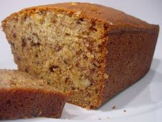 This is the best banana bread Ive ever tasted. Its always moist and tasty. I got the recipe from the Vanderbilt Medical Student Mates Cookbook.