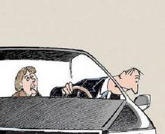 Ειρωνικό σκίτσο των NYT με την Ελλάδα να ζητά τα...ρέστα από τη Γερμανία