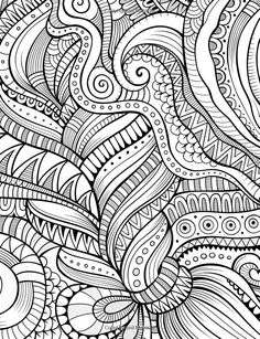 Amazon Adult Coloring Book Anti Stress Art Therapy For Busy People