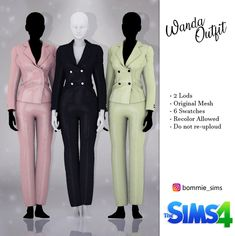 Sims 4 Game Mods, Sims Mods, Sims 4 Mods Clothes, Sims 4 Clothing, Sims 4 Mm, My Sims, Sims 4 Family, Sims 4 Anime, Sims4 Clothes