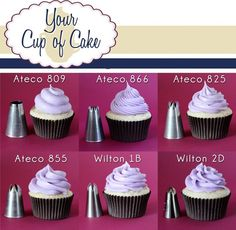 Zing Blog | Các cách trang trí kem cho bánh xinh đẹp