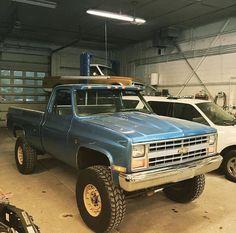 1985 Chevy K20