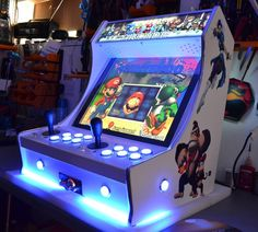 Mini Arcade Machines - Take My Paycheck - Shut up and take my money!   The coolest gadgets, electronics, geeky stuff, and more!