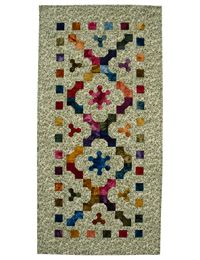 from Stash Magic 13 Quilts That Make the Most of Your Fabric Collection  by Jaynette Huff