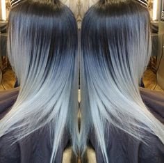 FORMULA: Titanium Ombre To Die For