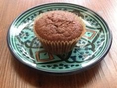 Gluten Free Chocolate Banana Muffins using Chickpea Flour