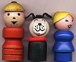 fisher-price little people. the originals.