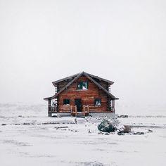 Cabin Life in Montana
