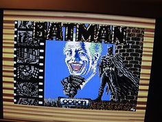 Batman  loading screen by Rain Rabbit, via Flickr