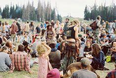 Rainbow Gathering 2014. Heber City, Utah. (www.zacharyolpin.com/welcomehome/)